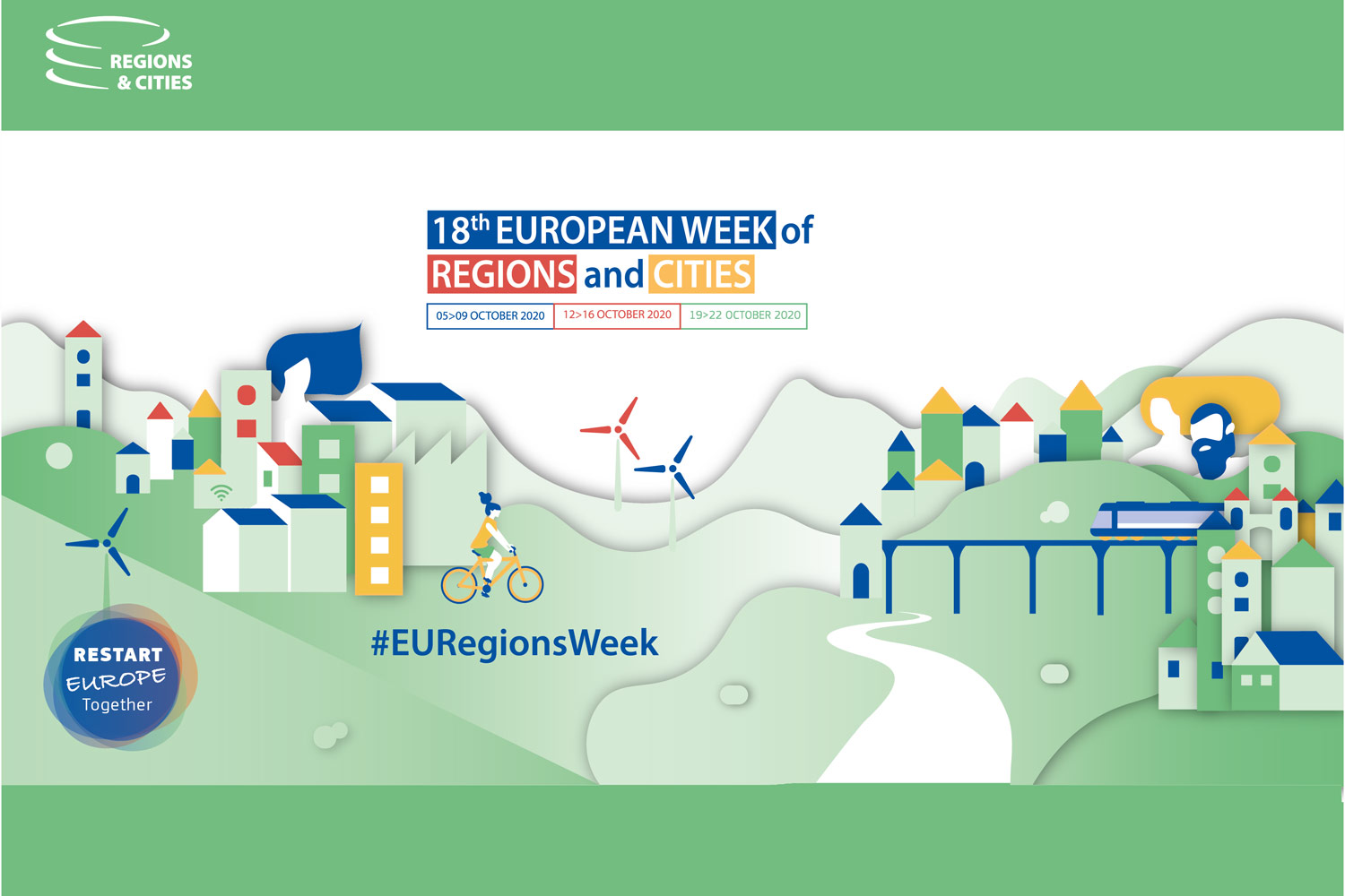 European Weel of Regions and Cities 2020