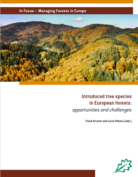 introduced tree species in Europe